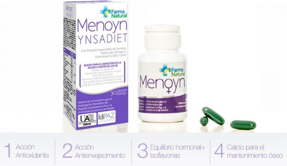 menoyn y menopausia