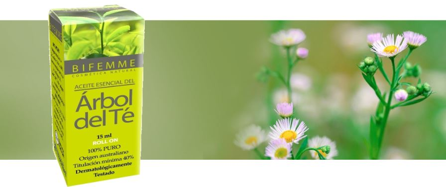 aceite arbol de te roll on bifemme