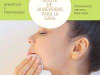 Beneficios del Aceite de almendra para la cara
