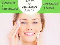 Beneficios Aceite de almendras para el acné