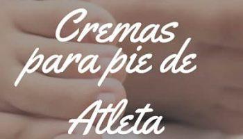 Tratamiento en Crema Para PIE DE ATLETA