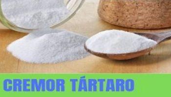 ¿Qué es el Cremor Tártaro?, Usos y Propiedades