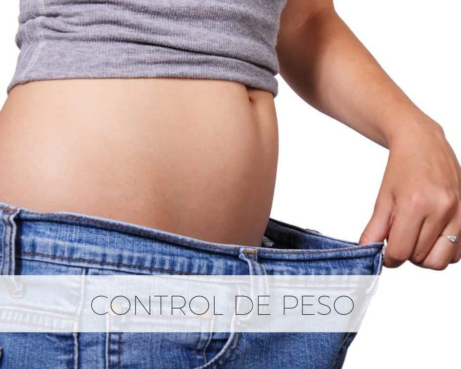 Dieta y control de peso